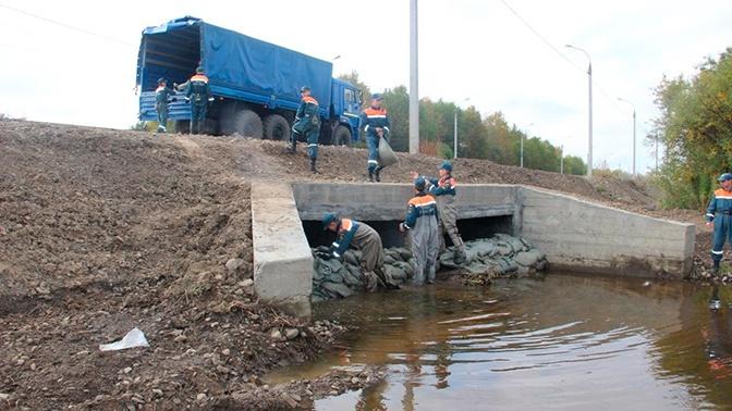Уровень воды в Амуре вблизи Комсомольска-на-Амуре за сутки поднялся до 677 см