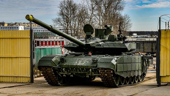 Танк Т-90М получит комплекс активной защиты «Арена-М» при модернизации