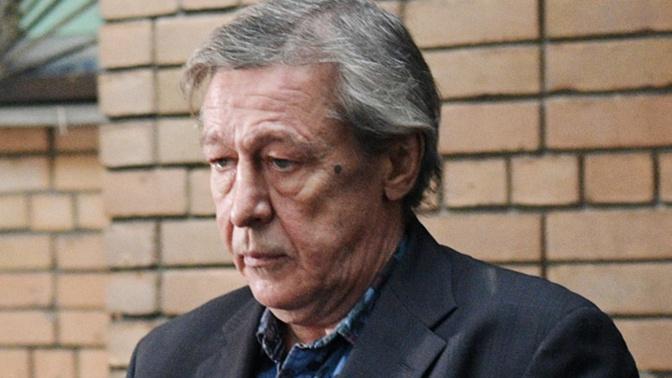 Ефремов обжаловал приговор по делу о смертельном ДТП