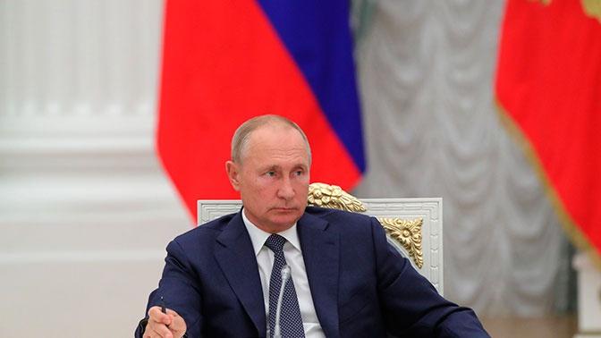 Путин заявил о личной ответственности глав регионов за развитие строительства жилья