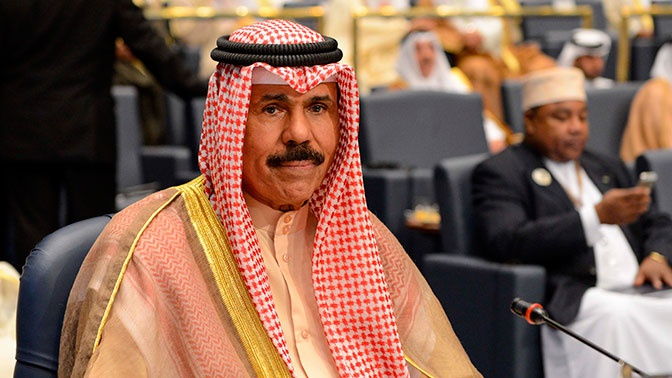 Наследный принц Наваф назначен новым эмиром Кувейта