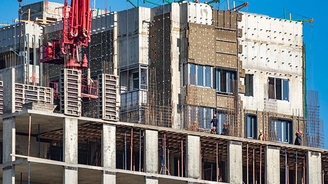В строительство жилья в России на ближайшие 10 лет будет вложено 50 триллионов рублей