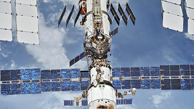 На МКС нашли модуль, в котором произошла утечка воздуха