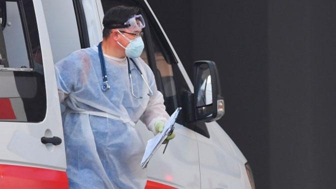 В России выявили 8 232 новых случая заражения COVID-19 за сутки