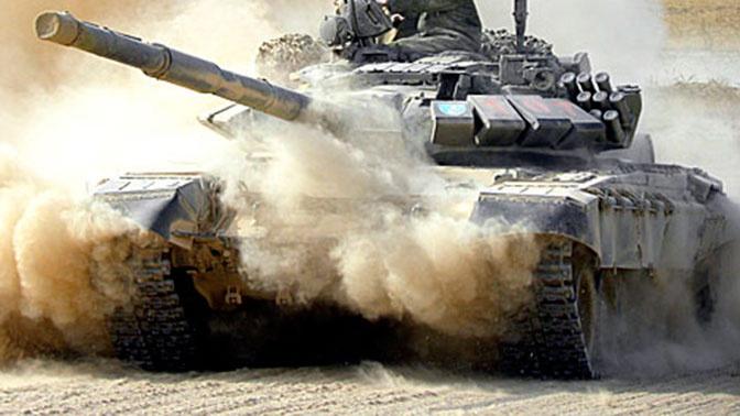В США отработали уничтожение танков Т-72 во время военных учений