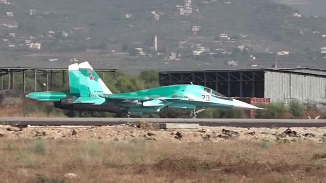 «Скопили ценный груз»: летчик ВКС РФ рассказал о приобретенном опыте во время боевых действий в Сирии