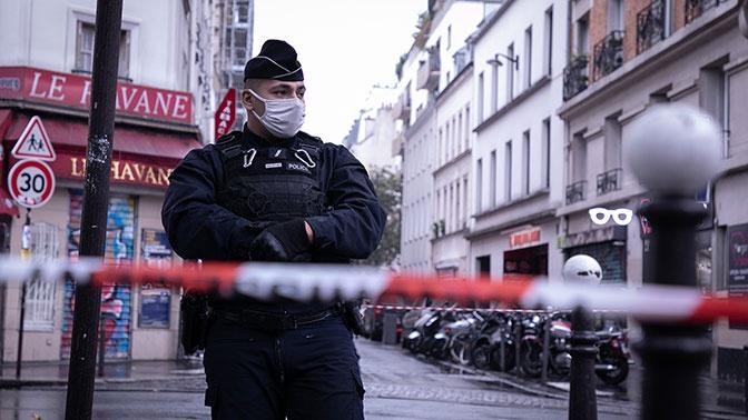 Полиция опровергла сообщения о «взрыве» в Париже