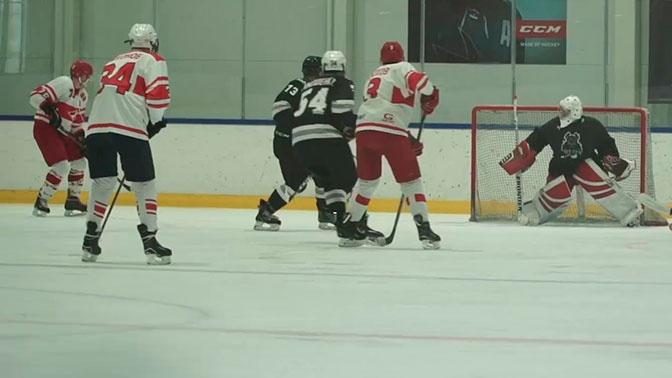 Новая хоккейная лига для любителей стартовала в России