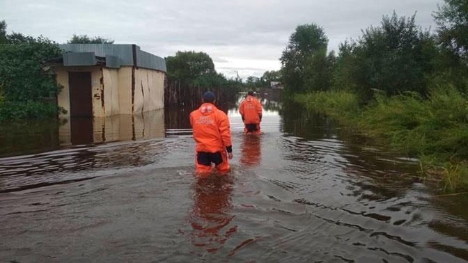Путин поручил до 15 октября оценить объемы ущерба от паводков в регионах
