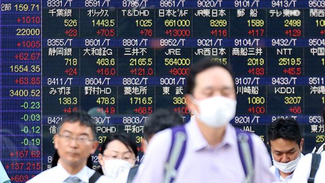 Крупнейшая Токийская фондовая биржа приостановила работу