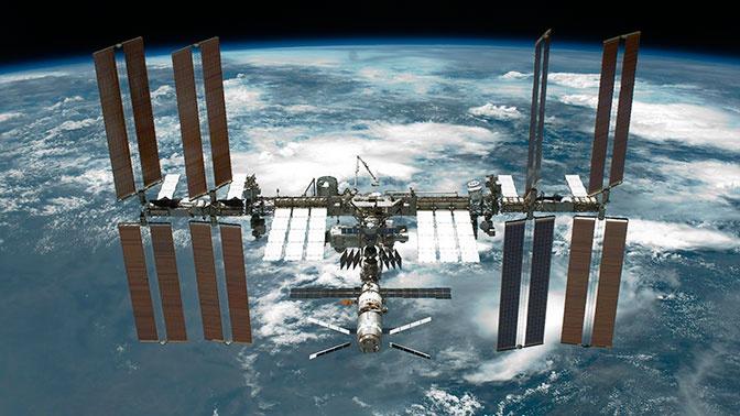 Место утечки воздуха на МКС будут искать с помощью пакетов