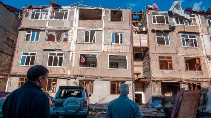 Пашинян назвал беспрецедентными масштабы нападения на Нагорный Карабах