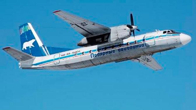 Пассажирский самолет совершил аварийную посадку в Якутске