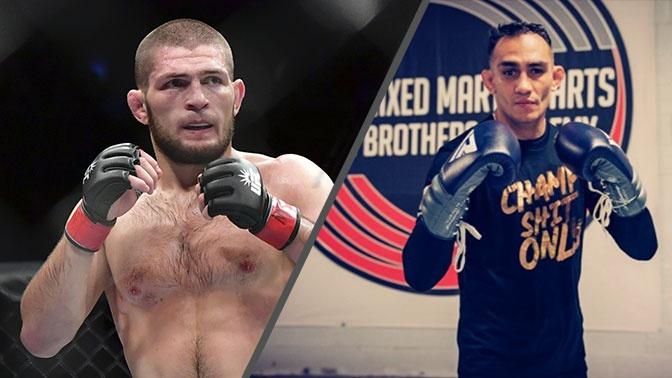 Президент UFC рассказал об очередной попытке организовать бой Нурмагомедова и Фергюсона