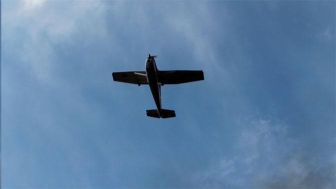 Легкомоторный одноместный самолет упал в Пензенской области