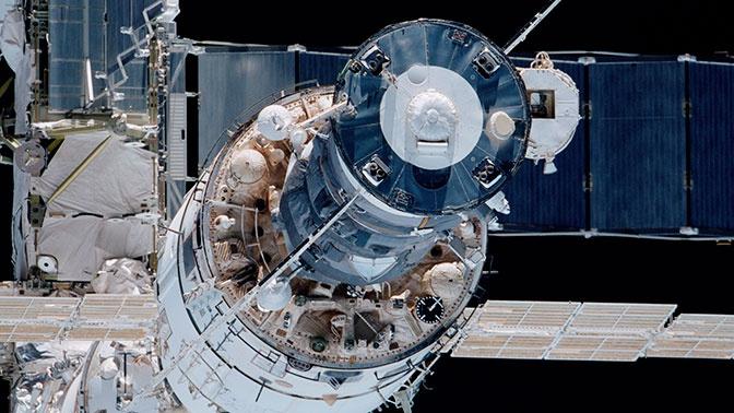 Названа возможная причина утечки воздуха на МКС