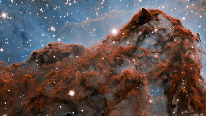 Астрономы сделали самый детальный снимок области рождения звезд