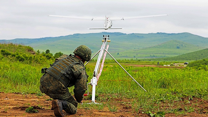 Военнослужащие подавили связь «противника» в Абхазии