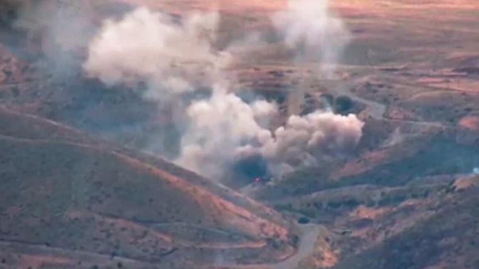 Асад назвал Эрдогана инициатором конфликта в Нагорном Карабахе