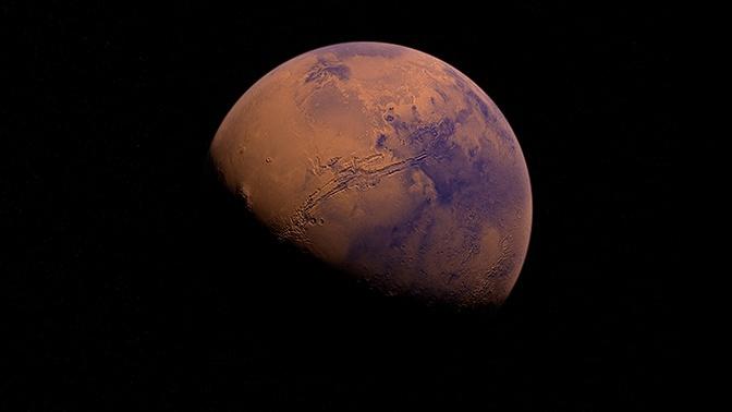 Российский космонавт рассказал о наличии «жизни на Марсе»