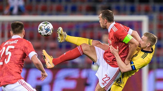 «Не реализовали моменты»: Черчесов оценил игру России против Швеции