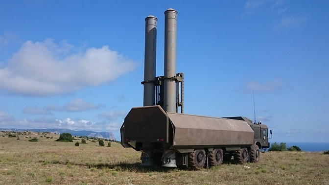 «Бал» и «Бастион» уничтожили корабль «врага» в Черном море