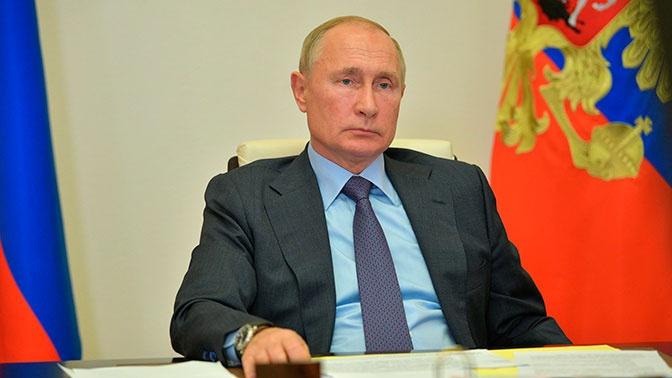 Путин предложил США сотрудничество в сфере информбезопасности