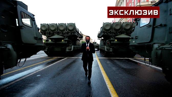 Стало известно, почему новый комплекс ПВО С-300В4 снабжается разными ракетами