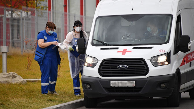 Суточный прирост больных COVID-19 в России превысил 13 тысяч человек