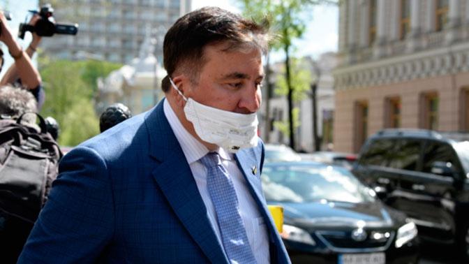Саакашвили обратился к греческой полиции после нападения