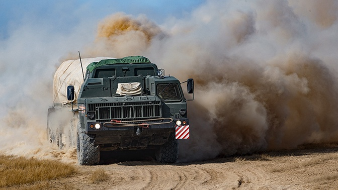 Шойгу: российские военные отработали новые способы взаимодействия видов войск на «Кавказе-2020»