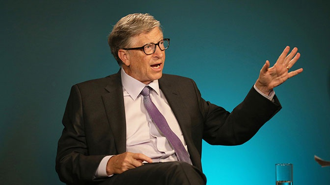 Гейтс назвал единственный способ победить коронавирус в мире