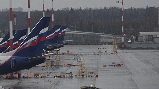 Китай запретил на месяц рейс «Аэрофлота» в Шанхай из-за COVID-19