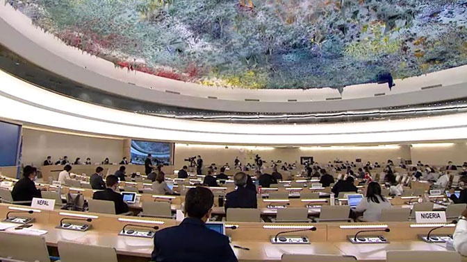 В Госдепе раскритиковали решение принять в Совет ООН по правам человека КНР и РФ