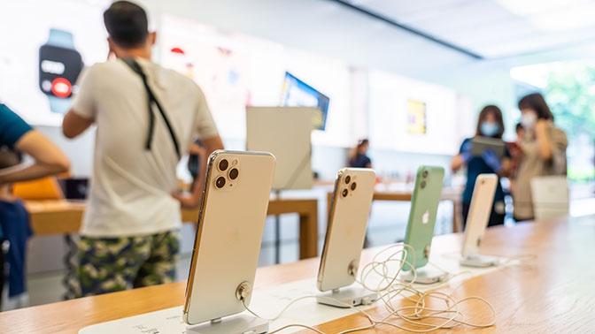 Устаревшие модели iPhone сняты с производства