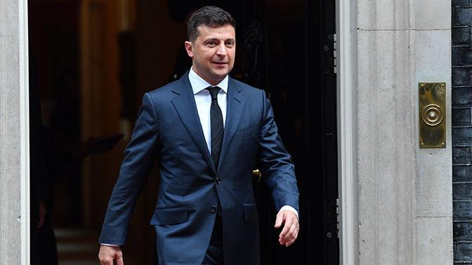 Зеленский рассказал, как встретился с британской разведкой