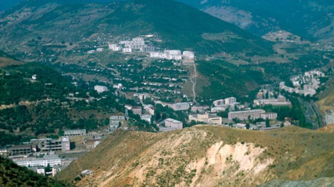 На юге Армении объявлена воздушная тревога