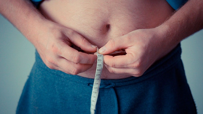 В Роспотребнадзоре назвали процент россиян с избыточным весом