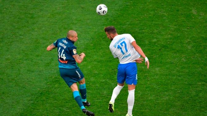 «Зенит» обыграл «Сочи» в матче РПЛ