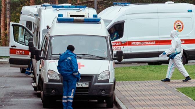 В России за сутки подтверждены 14 922 случая заражения коронавирусом