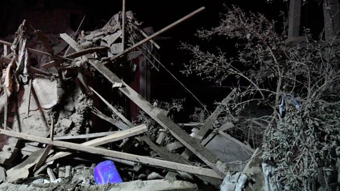 Генпрокуратура Азербайджана заявила о 12 погибших при ракетном ударе по Гянджи
