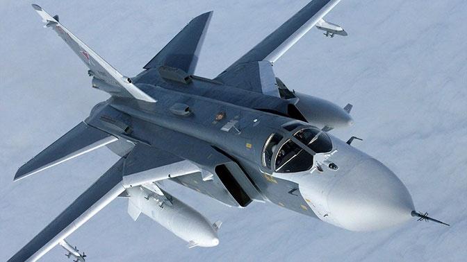 Морская авиация Балтфлота отработала бомбовые удары на полигоне под Калининградом