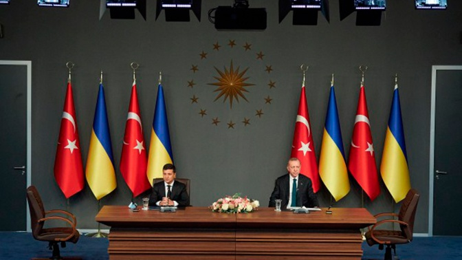 В офисе Зеленского похвалились «отличным результатом» визита украинской делегации в Турцию