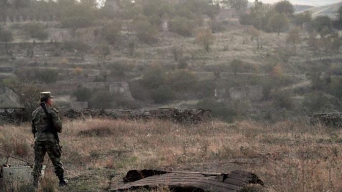 В Минобороны Армении заявили о новом наступлении Азербайджана в Карабахе
