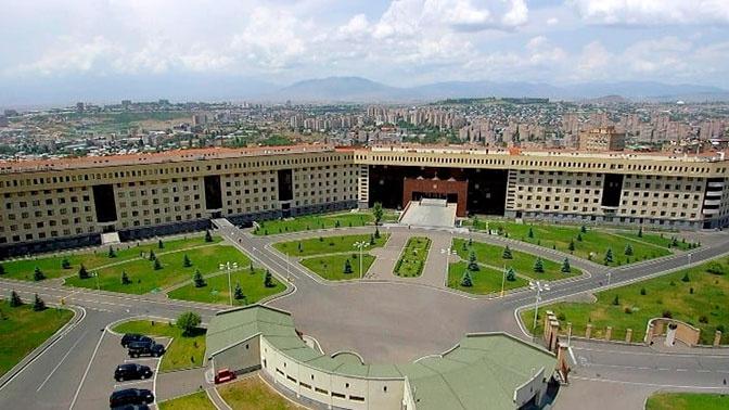В Минобороны Армении заявили о нарушении перемирия со стороны Баку