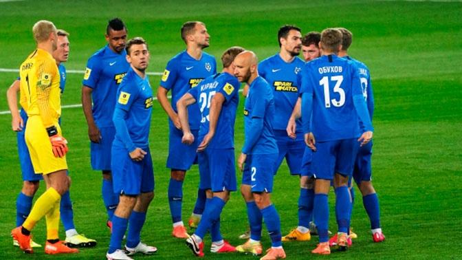 «Тамбов» обыграл «Ротор» в матче премьер-лиги