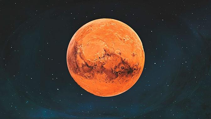 Глава NASA оценил шансы найти следы жизни на Марсе