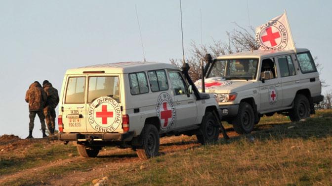 Ереван: Баку препятствует работе Красного креста в Нагорном Карабахе