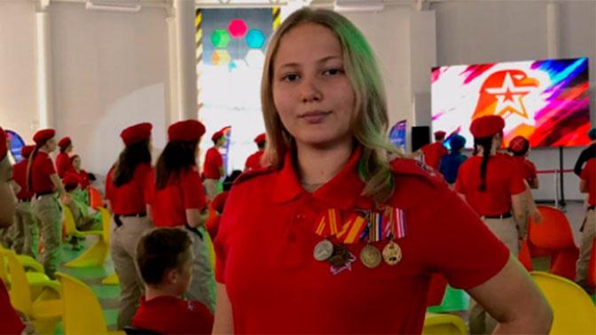 «Возьмемся за руки друзья»: юнармеец из Краснодара написала гимн лагеря «Смена»