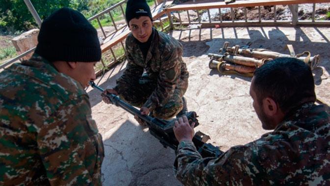 В ОБСЕ поддержали гуманитарное перемирие в Нагорном Карабахе